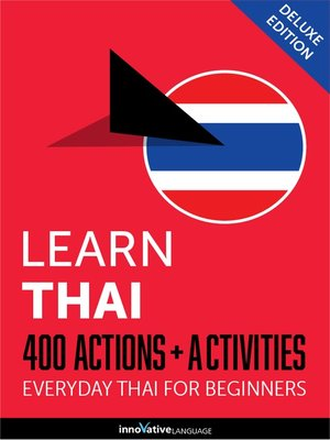 cover image of Learn Thai: 400 Actions + Activities