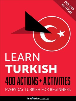 cover image of Learn Turkish: 400 Actions + Activities
