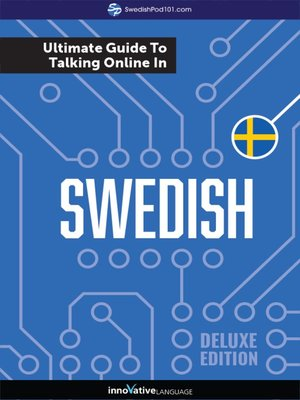 cover image of The Ultimate Guide to Talking Online in Swedish