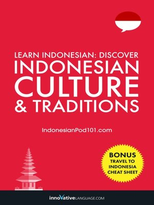 cover image of Discover Indonesian Culture & Traditions