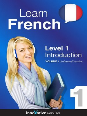cover image of Learn French: Level 1: Introduction to French