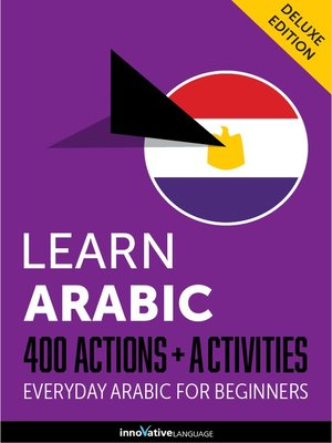 cover image of Learn Arabic: 400 Actions + Activities