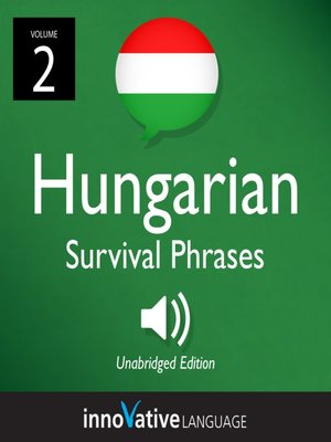 cover image of Hungarian Survival Phrases, Volume 2