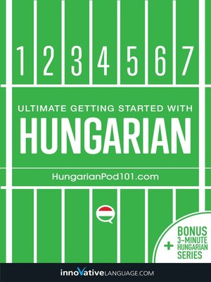 cover image of Learn Hungarian: Ultimate Getting Started with Hungarian