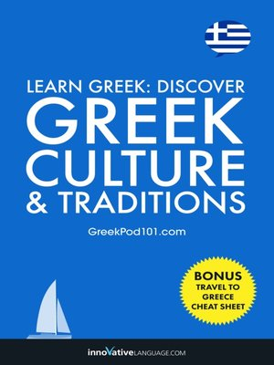 cover image of Discover Greek Culture & Traditions