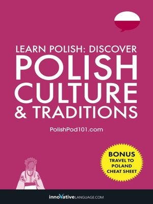 cover image of Discover Polish Culture & Traditions