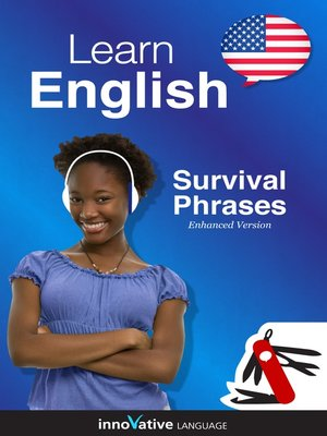 cover image of Learn English: Survival Phrases English