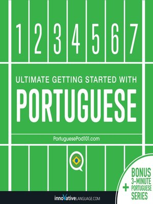 cover image of Ultimate Getting Started with Portuguese