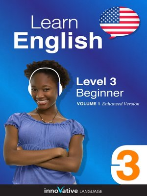 cover image of Learn English: Level 3: Beginner English