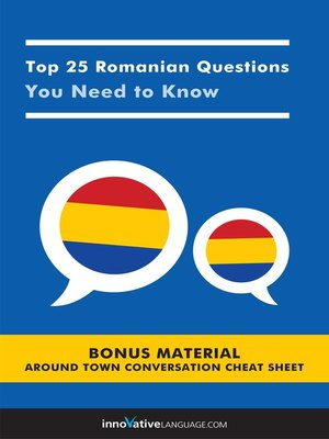 cover image of Top 25 Romanian Questions You Need to Know