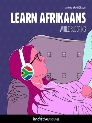 cover image of Learn Afrikaans While Sleeping