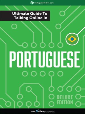 cover image of The Ultimate Guide to Talking Online in Portuguese