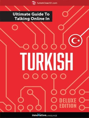 cover image of The Ultimate Guide to Talking Online in Turkish