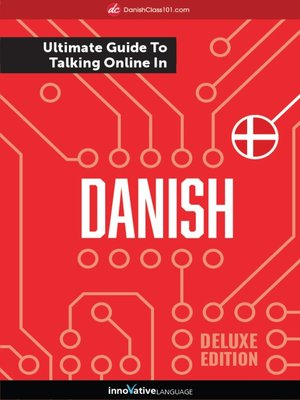cover image of The Ultimate Guide to Talking Online in Danish