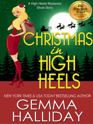 cover image of Christmas in High Heels