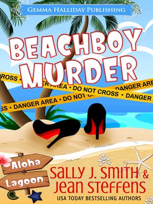cover image of Beachboy Murder
