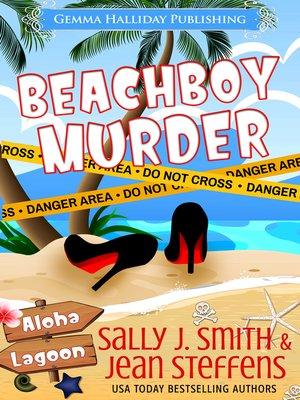 cover image of Beachboy Murder