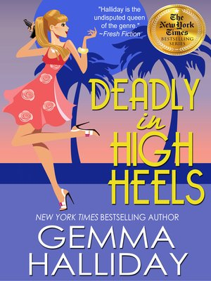 cover image of Deadly in High Heels