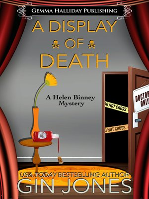 cover image of A Display of Death