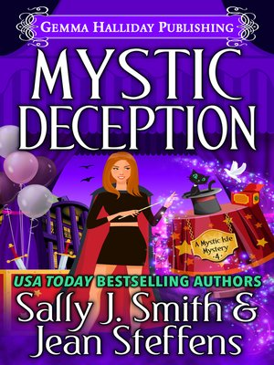 cover image of Mystic Deception
