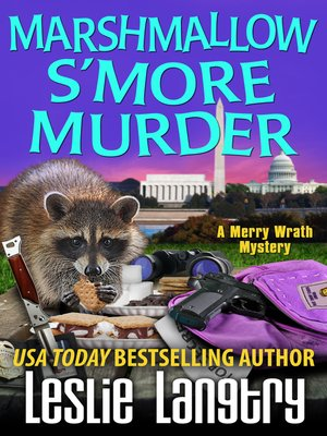 cover image of Marshmallow S'More Murder