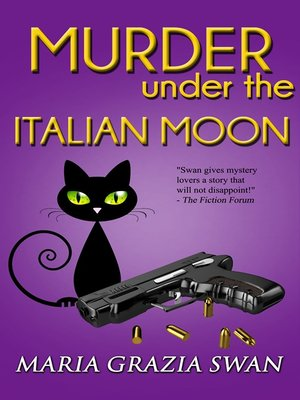 cover image of Murder Under the Italian Moon
