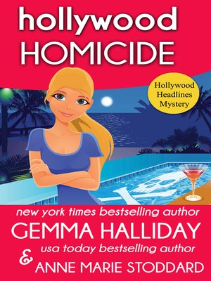 cover image of Hollywood Homicide