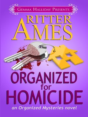 cover image of Organized for Homicide