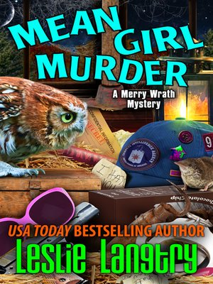 cover image of Mean Girl Murder