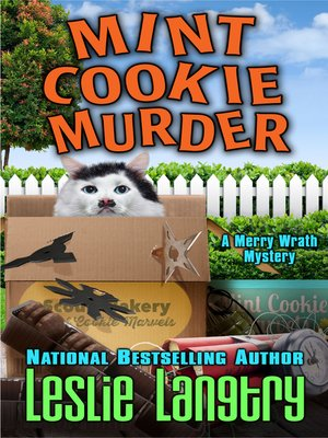 cover image of Mint Cookie Murder