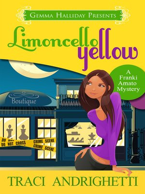 cover image of Limoncello Yellow