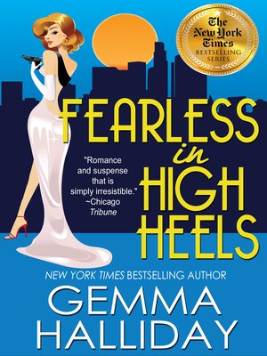 cover image of Fearless in High Heels