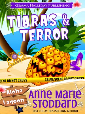 cover image of Tiaras & Terror