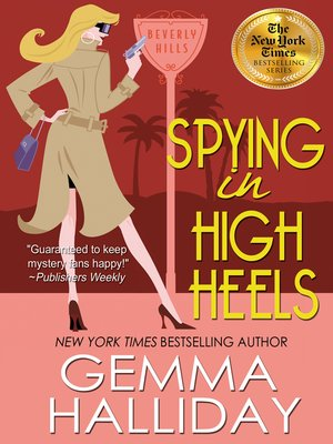 cover image of Spying in High Heels