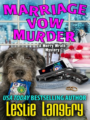 cover image of Marriage Vow Murder