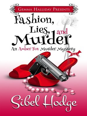 cover image of Fashion, Lies, and Murder