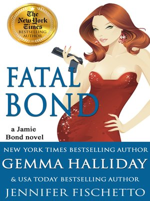 cover image of Fatal Bond