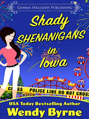 cover image of Shady Shenanigans in Iowa