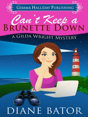 cover image of Can't Keep a Brunette Down