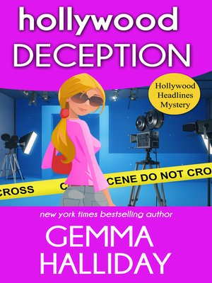 cover image of Hollywood Deception