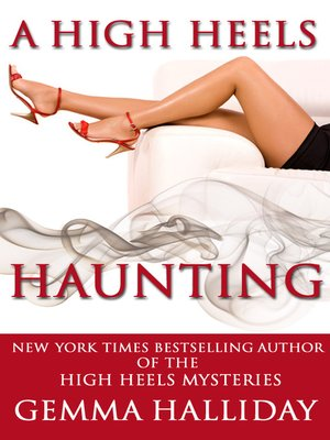 cover image of A High Heels Haunting