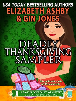 cover image of Deadly Thanksgiving Sampler
