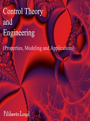 cover image of Control Theory and Engineering
