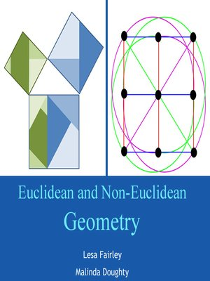 cover image of Euclidean and Non-Euclidean Geometry