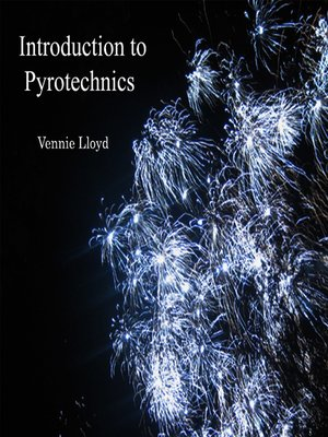 cover image of Introduction to Pyrotechnics