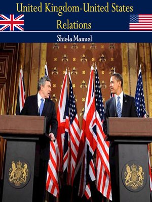 cover image of United Kingdom-United States Relations