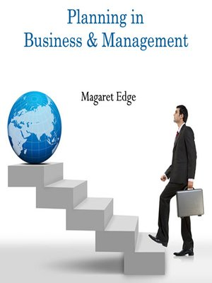 cover image of Planning in Business and Management