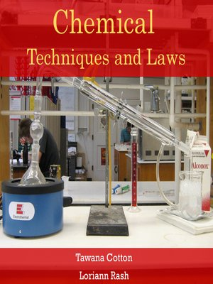 cover image of Chemical Techniques and Laws