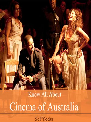 cover image of Know All About Cinema of Australia