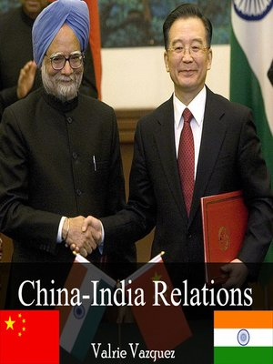 cover image of China-India Relations